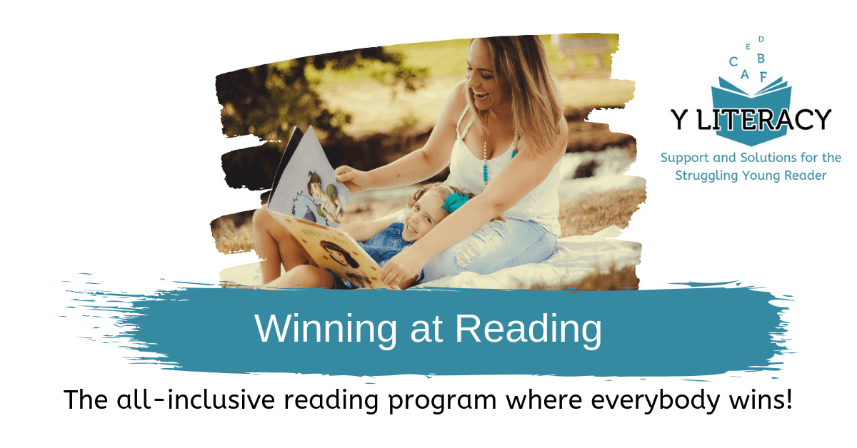 Y Literacy Winning at Reading: The All-Inclusive Reading Program Where Everybody Wins