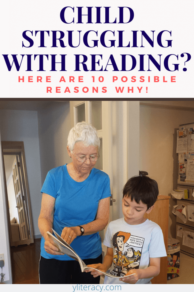 child struggling with reading; 10 reasons why children struggle with reading; reading support struggling readers; how to help with reading at home; how to help with reading children; reading disabilities types of; #readinghelp #supportingreaders