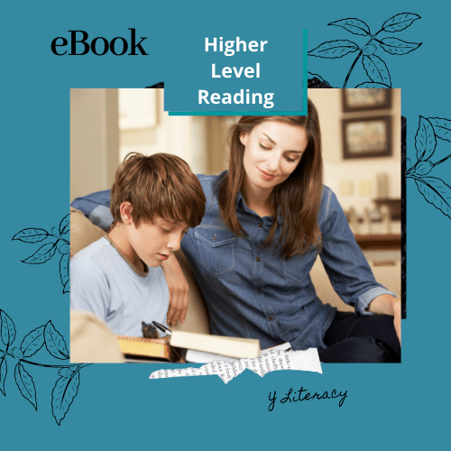 higher level reading home page