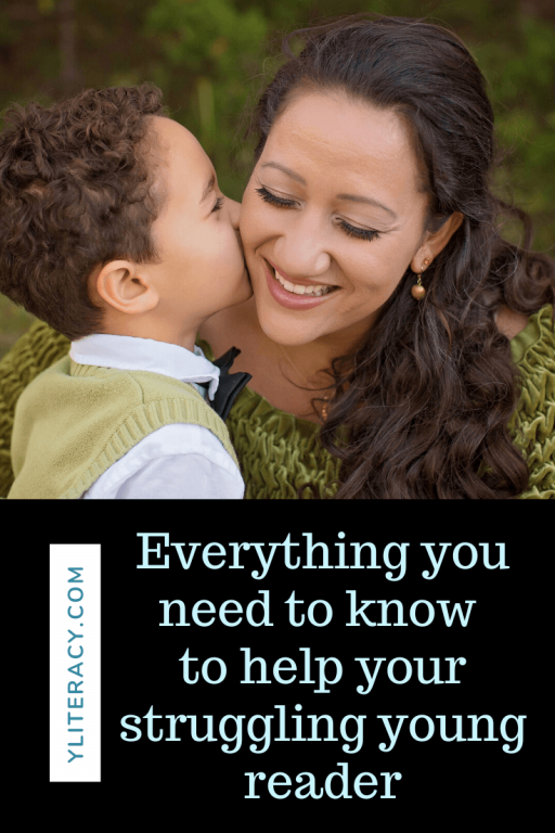 Everything You Need to Know to Help Your Struggling Young Reader; How can I help my child with reading? Why is my child struggling with reading? Does my child have dyslexia? The answers to these questions and more are inside! reading support struggling readers; reading support for parents; reading help for kids struggling readers; reading intervention; reading help struggling readers; reading problems and solution; #readingsupport #readingsolutions